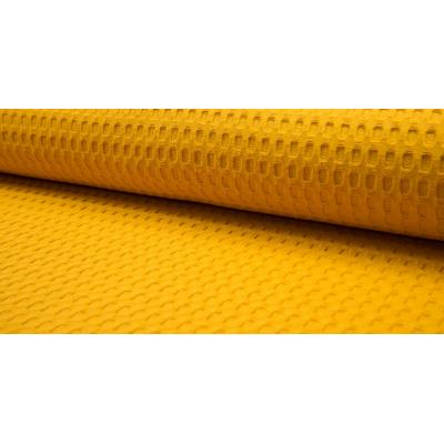 Grove oker geel